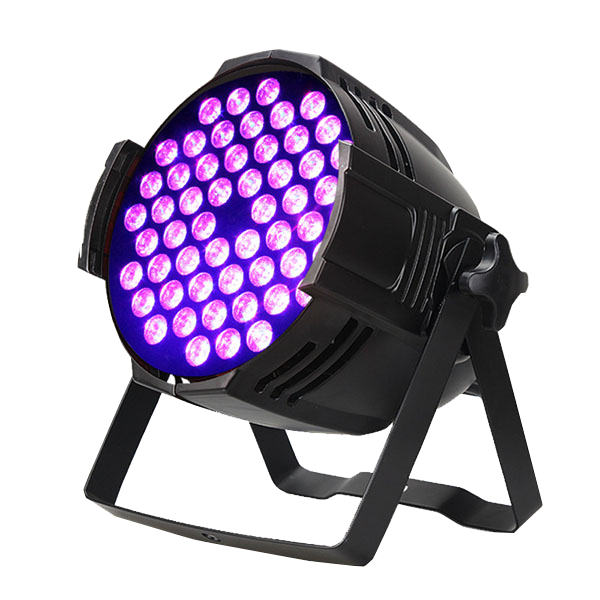 54x3w RGBW LED PAR LIGHT